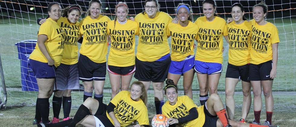 Women's18 & Over Competetive League