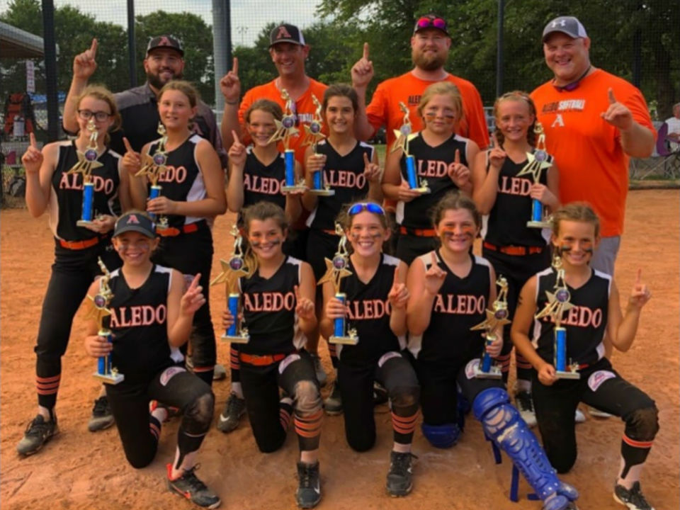 Aledo 9U Softball All-Stars