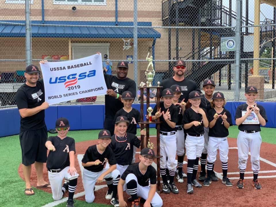 Aledo 9U Black All-Stars