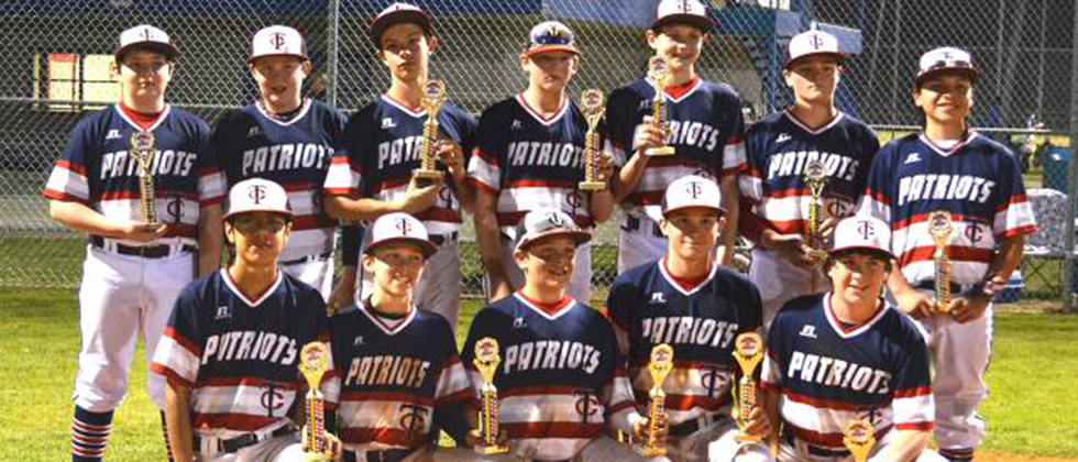 TC PATRIOTS USA in Pony Championship