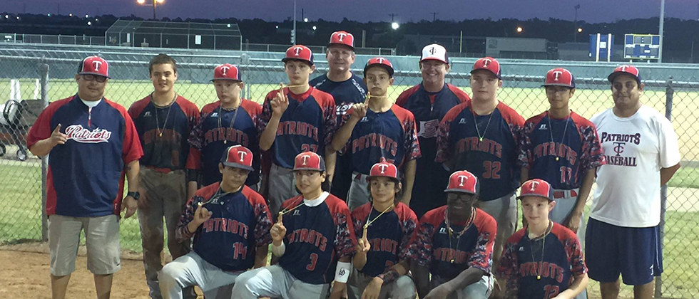 TC PATRIOTS Combo Team Win Hitting in the Park Ater Dark with 5-0 record