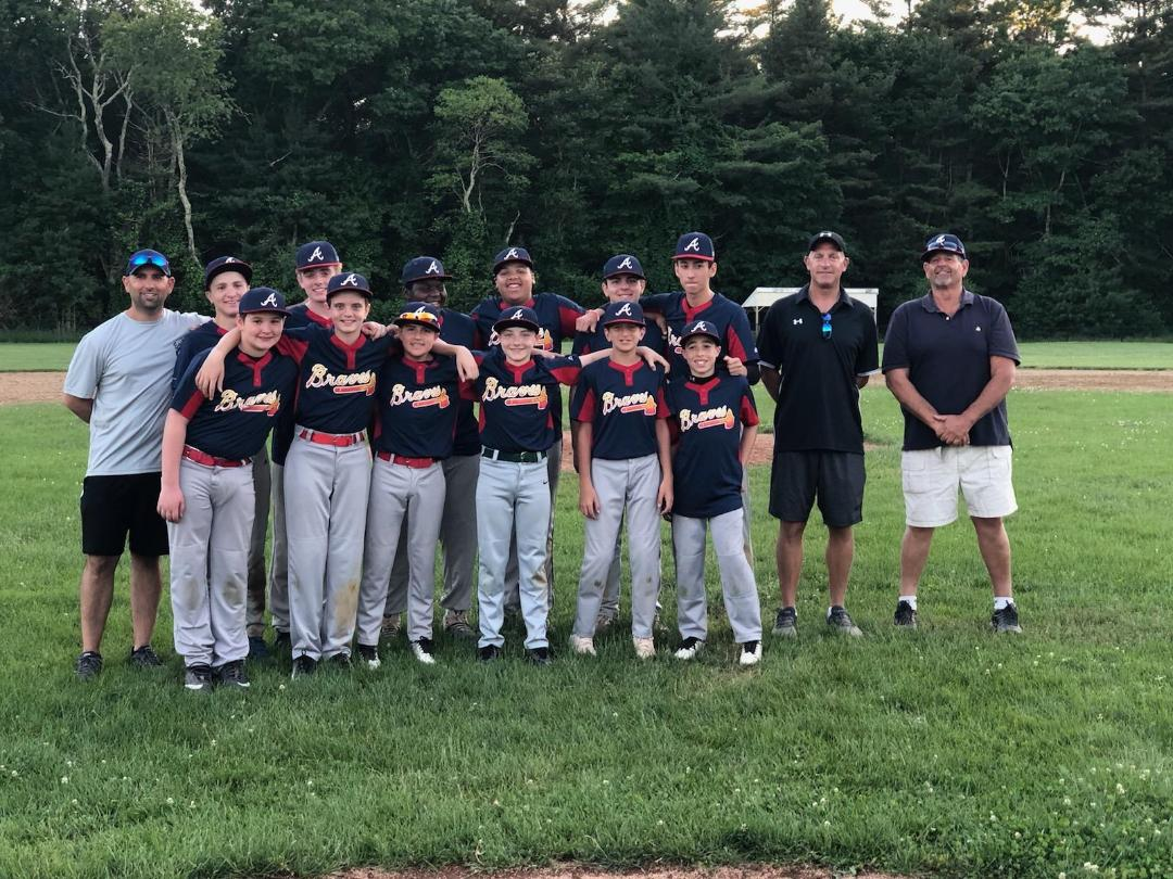 2019 Babe Ruth Champs