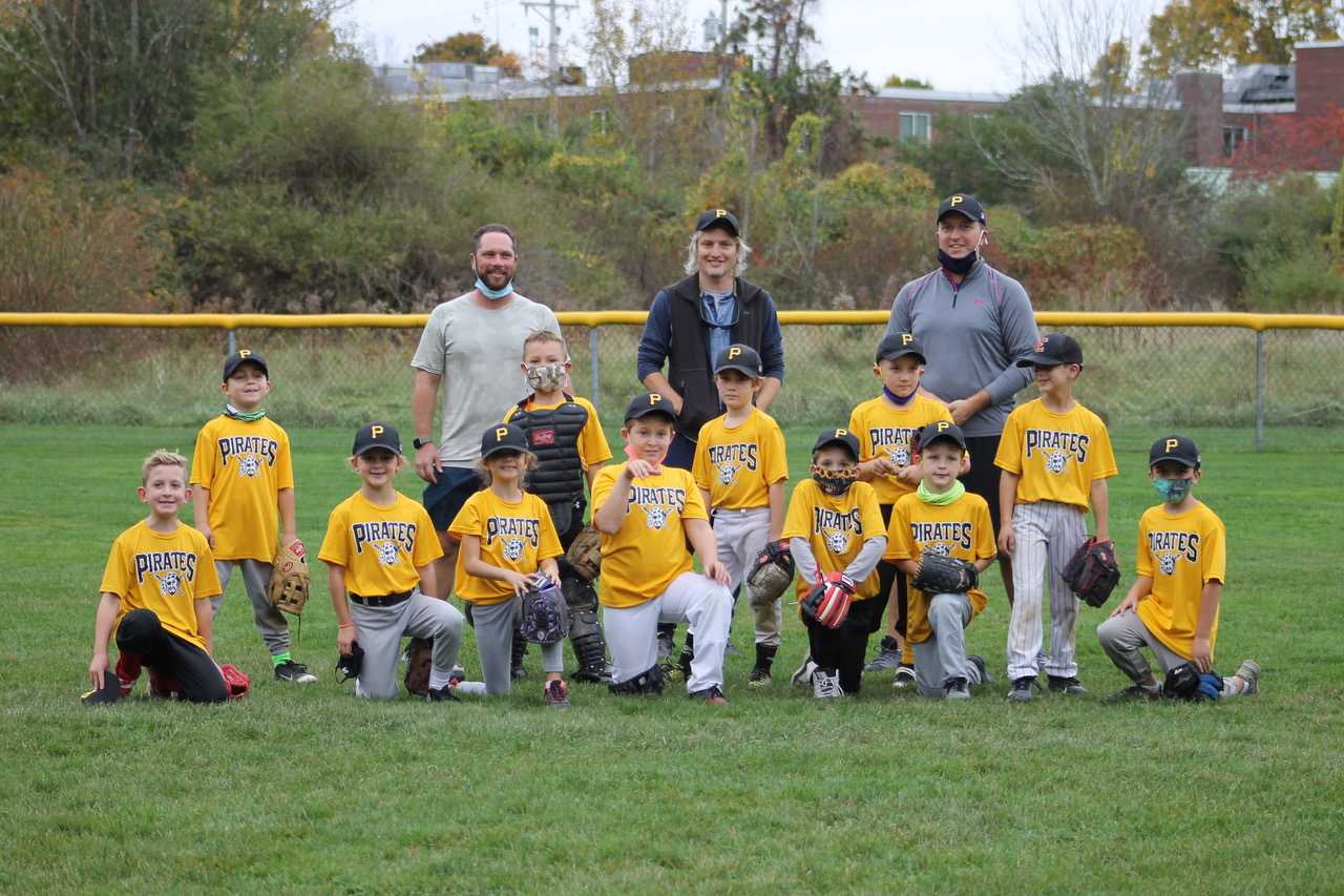 Fall 7/8 Division Champs