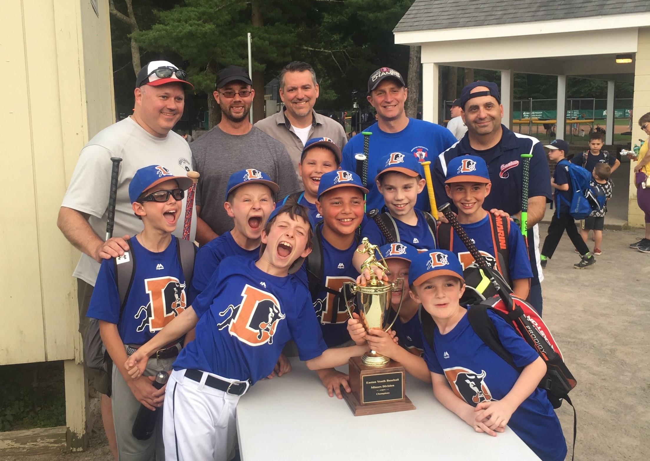 2019 Minors Champions