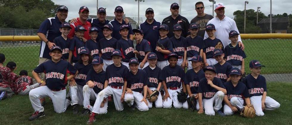 8 yr Old Monti Tournament Teams - 2015