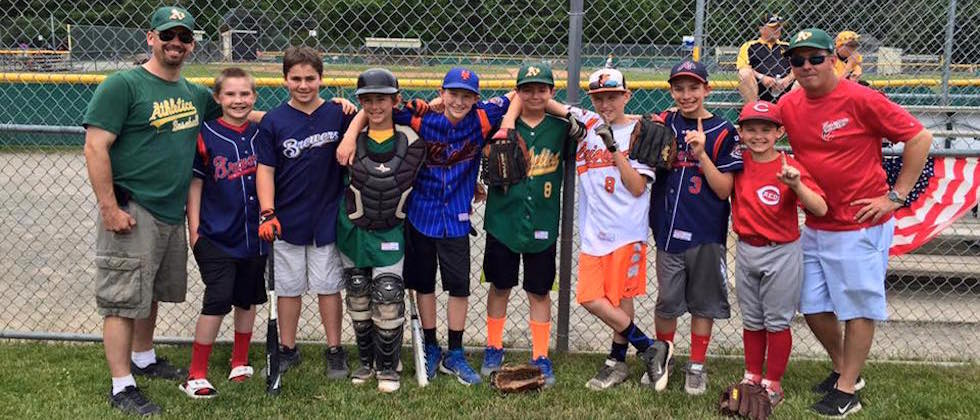 12 Year Old Graduation - Minor League Bats Reunion