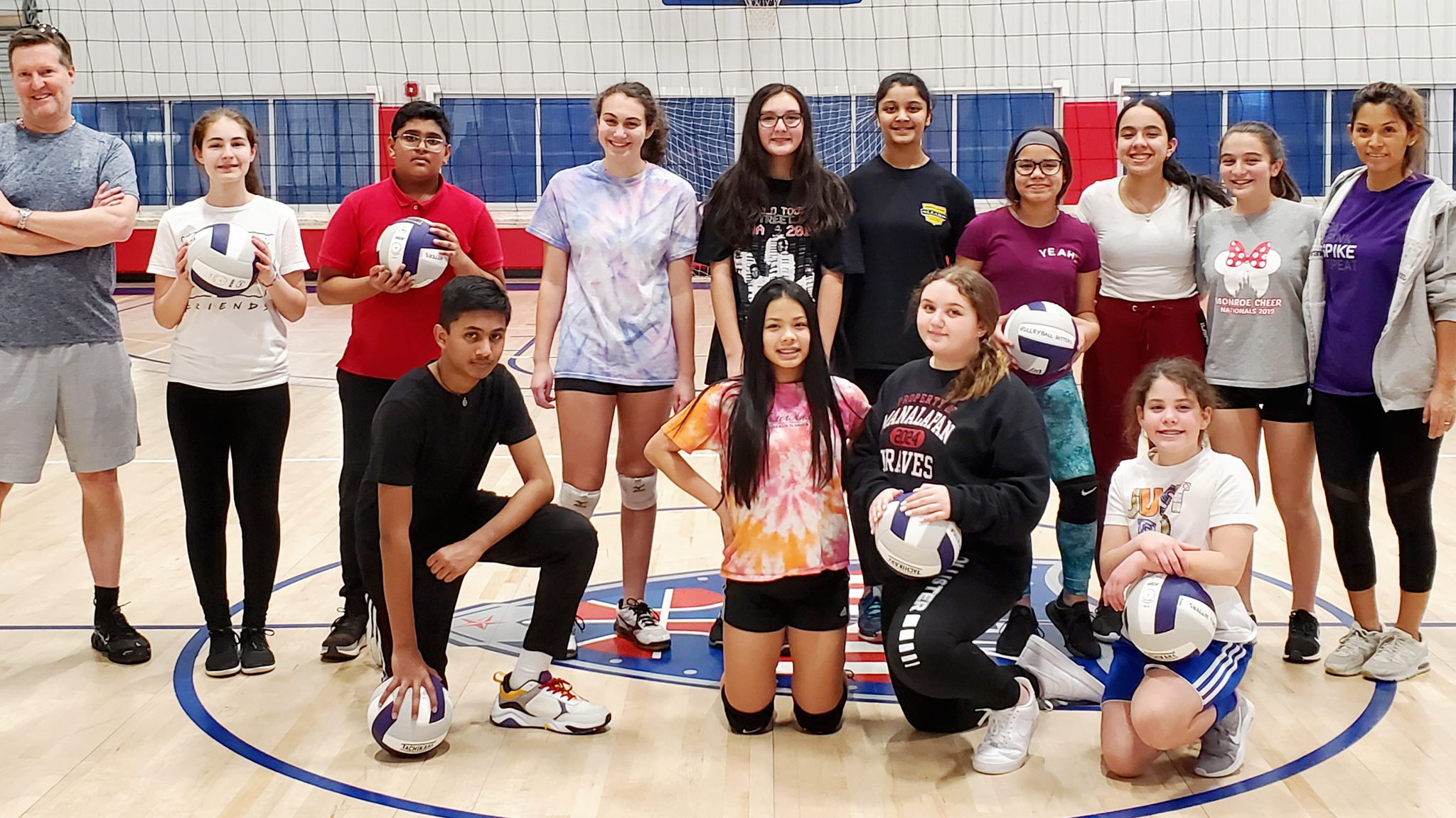 Juniors Volleyball Clinic