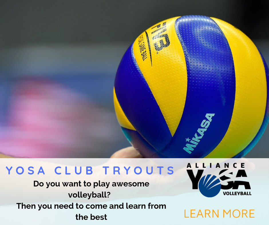 YOSA Tryouts