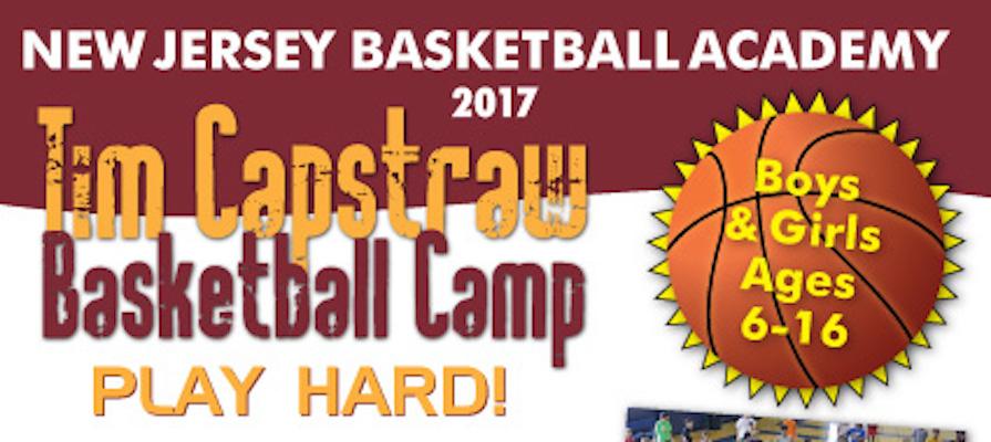 2017 Tim Capstraw Basketball Camp