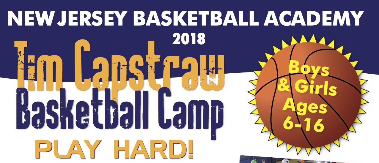 2018 Tim Capstraw Basketball Camp