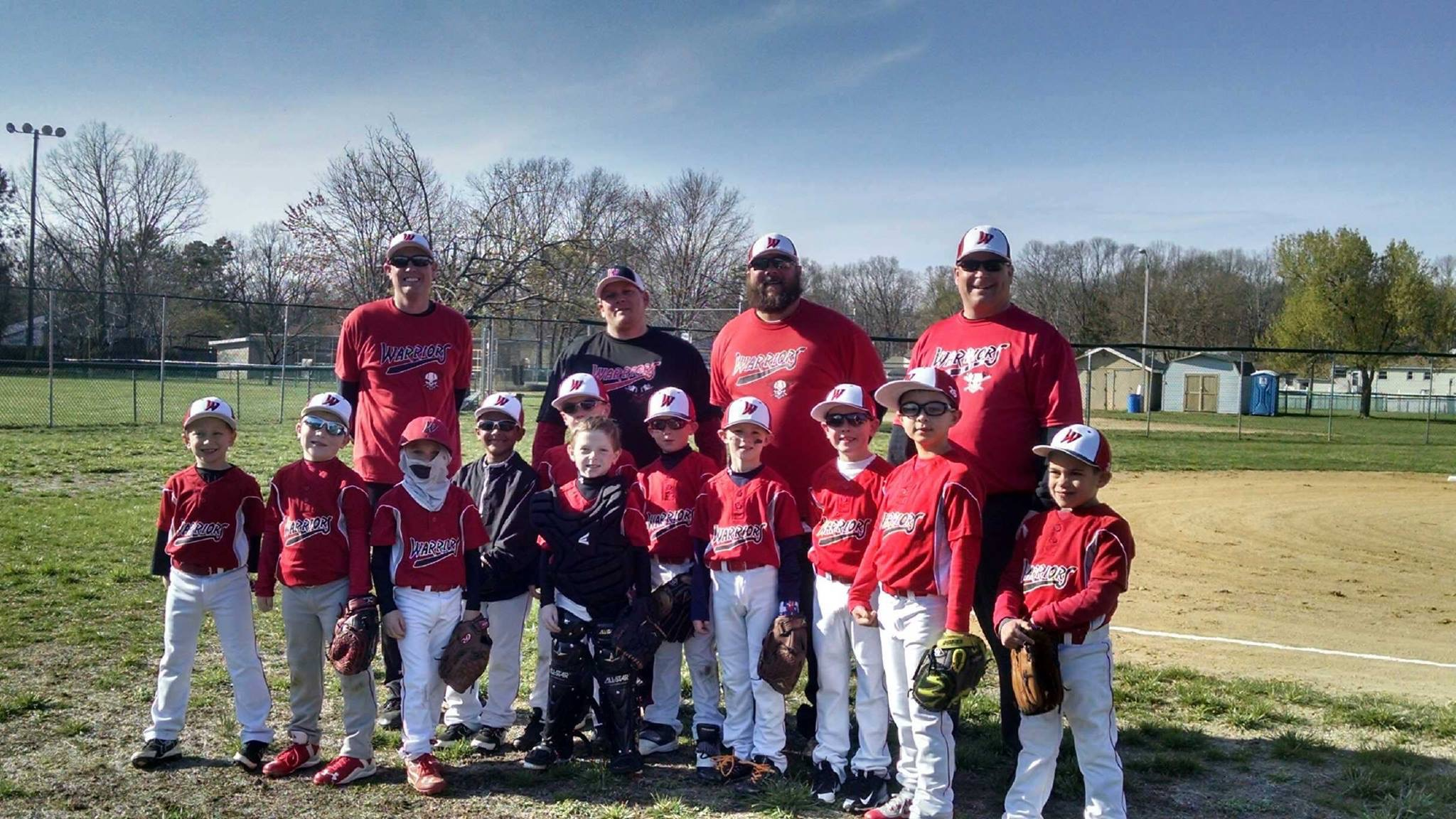 7U SOUTH JERSEY WARRIORS