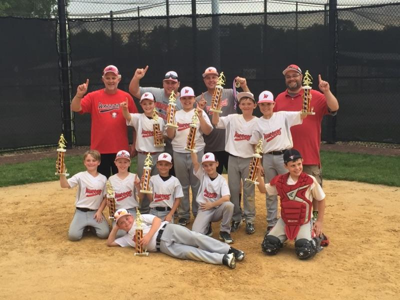 9U SOUTH JERSEY WARRIORS