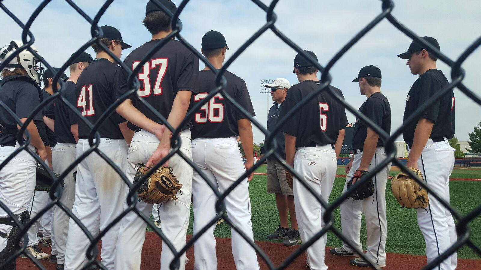 Barn Fall Team Plays at University of Illinois