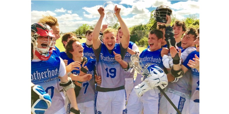 Brotherhood Lacrosse 2019 Crowned IMG Nationals Champions!