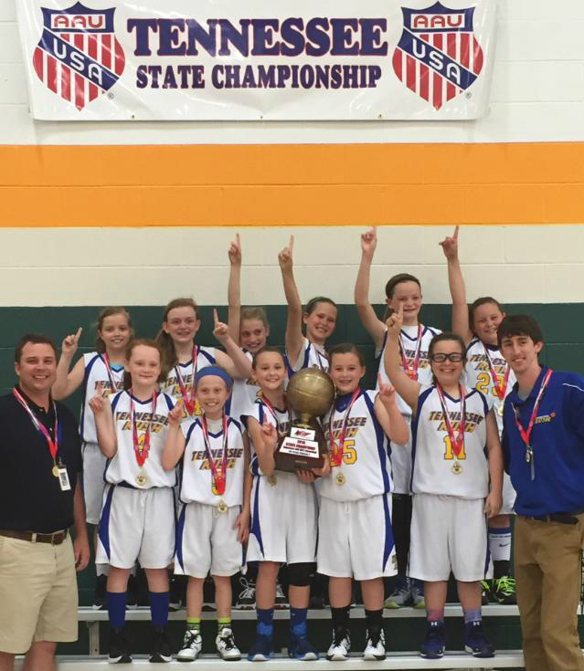 Class of 2023 State Champs
